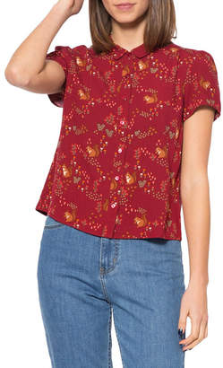 Miss Shop Squirrel Away Blouse