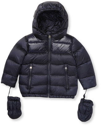 ADD Solid Quilted Jacket