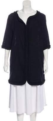 Leroy Veronique Short Sleeve Short Coat