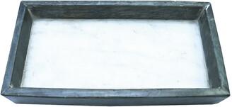A&B Home Monochrome Tray