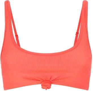 Frankie's Bikinis Frankies Bikinis Greer Knot Bikini Top