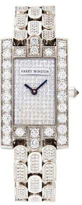 Harry Winston Avenue Classic Watch