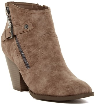 G by GUESS Profit Ankle Boot $79 thestylecure.com