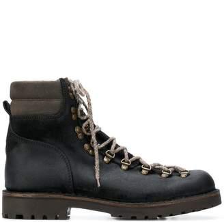 Astorflex lace-up ankle boots