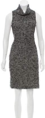 Max Mara Virgin Wool-Blend Dress