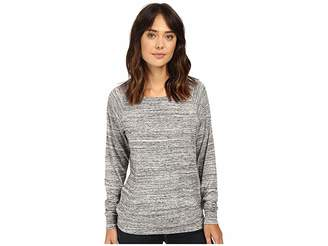 Alternative Eco Jersey Slouchy Pullover Women's Clothing