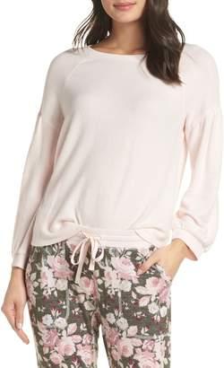 Splendid Full Sleeve Pajama Top