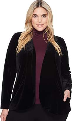 Lysse Women's Plus Ella Velvet Jacket