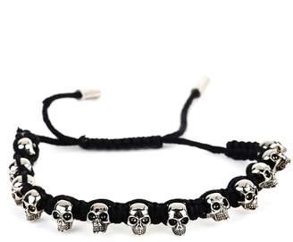Alexander McQueen Multi Skull Bracelet