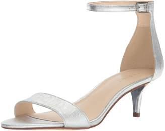 Nine West Women's Leisa Synthetic Heeled Sandal