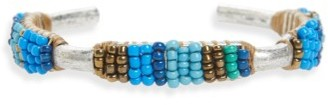 Women's Treasure & Bond Beaded Cuff $45 thestylecure.com