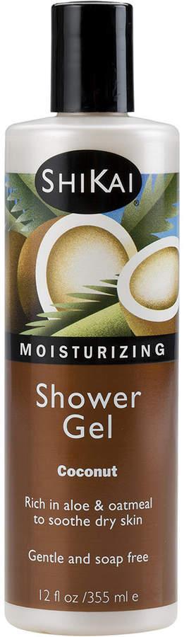 Coconut Shower Gel by Shikai (12oz Shower Gel)