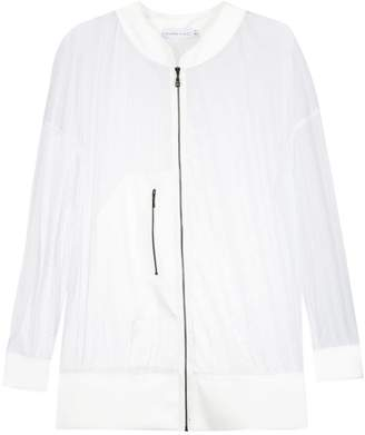 Mara Mac sheer jacket