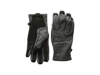 The North Face Canyon Wall Etip Gloves (TNF Dark Grey Heather