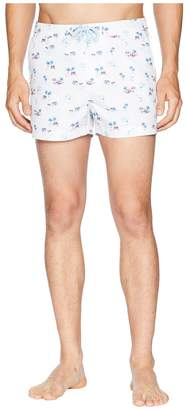 Original Penguin Tropical Theme Fixed Men's Swimwear