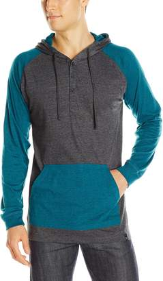 Burnside Men's Boardwalk Long Sleeve Knit Fashion Hoody