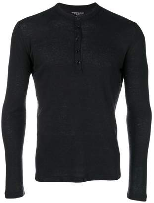 Majestic Filatures button up sweater