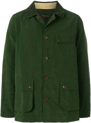 Barbour Conniston button through overshirt