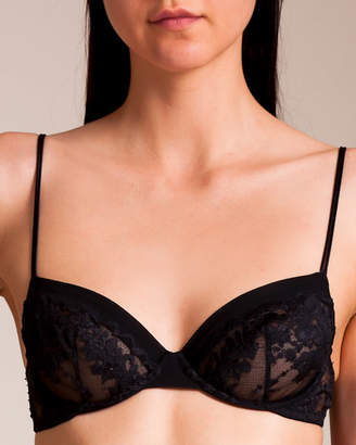 9d19a36b688aa Black Velvet Bra - ShopStyle UK