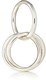 Cunill 3-Ring Rattle - Silver