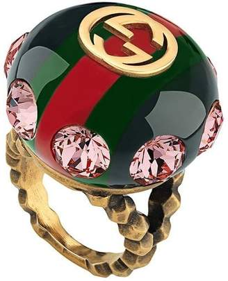Gucci Vintage Web ring