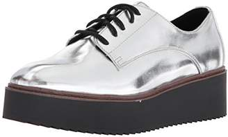 Madden-Girl Women's Written Loafer Flat