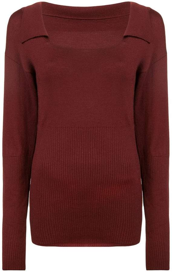 Praio loose-fitted sweater