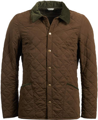 Barbour Mens Bridle Quilt Jacket