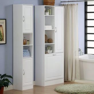 4d Concepts 4D Concepts Bathroom Storage Tower