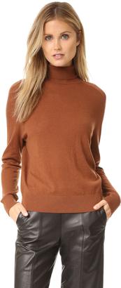 Vince Turtleneck Sweater $275 thestylecure.com