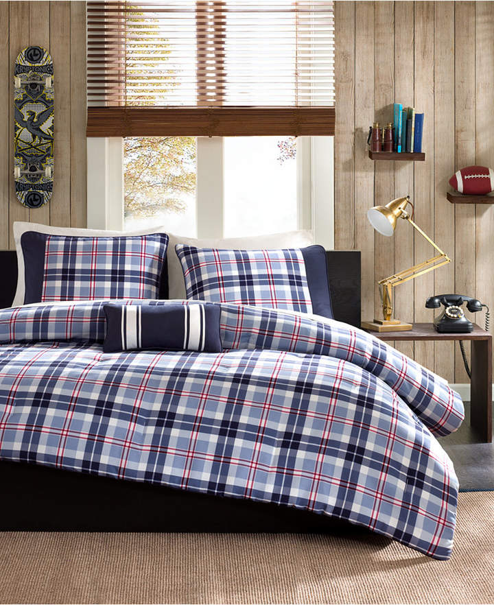 Mi Zone Elliot 3-Pc. Twin/Twin Xl Comforter Set Bedding