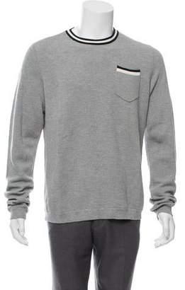 Rag & Bone Crew Neck Pocket Sweater w/ Tags