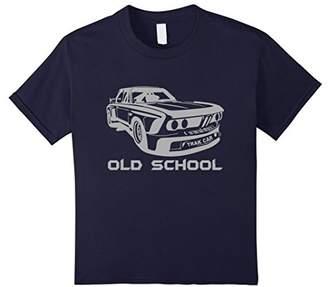 Old School Auto Racing Car Gear
