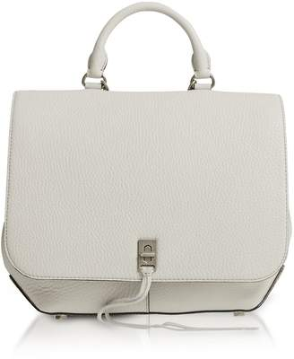 Rebecca Minkoff Putty Leather Darren Convertible Backpack