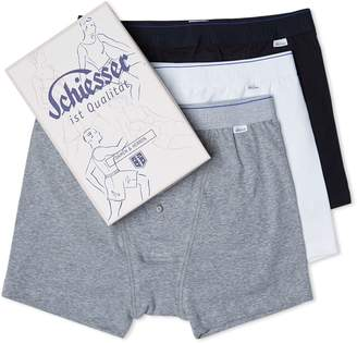 Schiesser Ludwig Boxer Short - 3 Pack