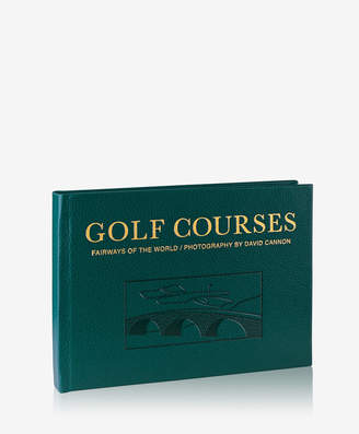 GiGi New York Golf Courses: Fairways of the World Traditional Leather