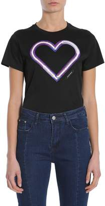 Carven Round Collar T-shirt