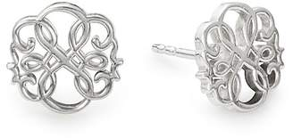 Alex and Ani Path of Life Stud Earrings