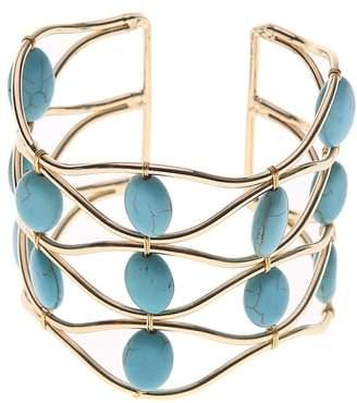 Nakamol Design Magnesite Wire Cuff