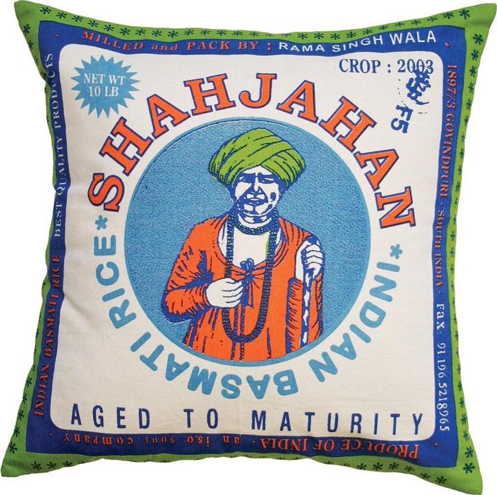 Koko - Shajahan Rice Pillow