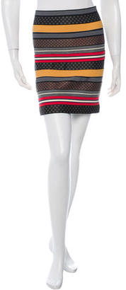 Boy. by Band of Outsiders Patterned Mini Skirt $65 thestylecure.com