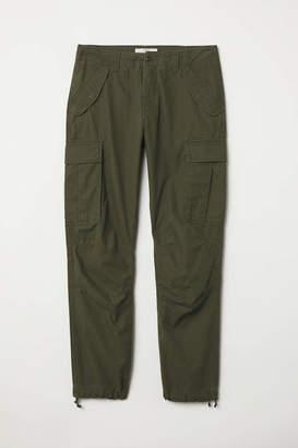 H&M Cargo Pants - Black - Men
