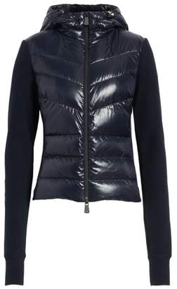 Moncler Quilted Front Hooded Jacket
