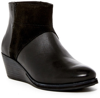 EMU Australia Carlise Wedge Bootie $149.95 thestylecure.com