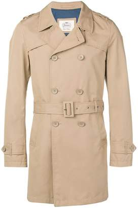 Herno double breasted trench coat