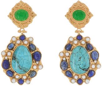 Madelina Earrings Turquoise