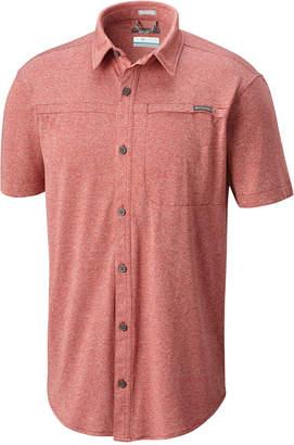 Columbia Men's Battle Ridge Classic-Fit Knit Shirt