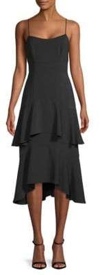 Plenty by Tracy Reese Flounce Slip Dress