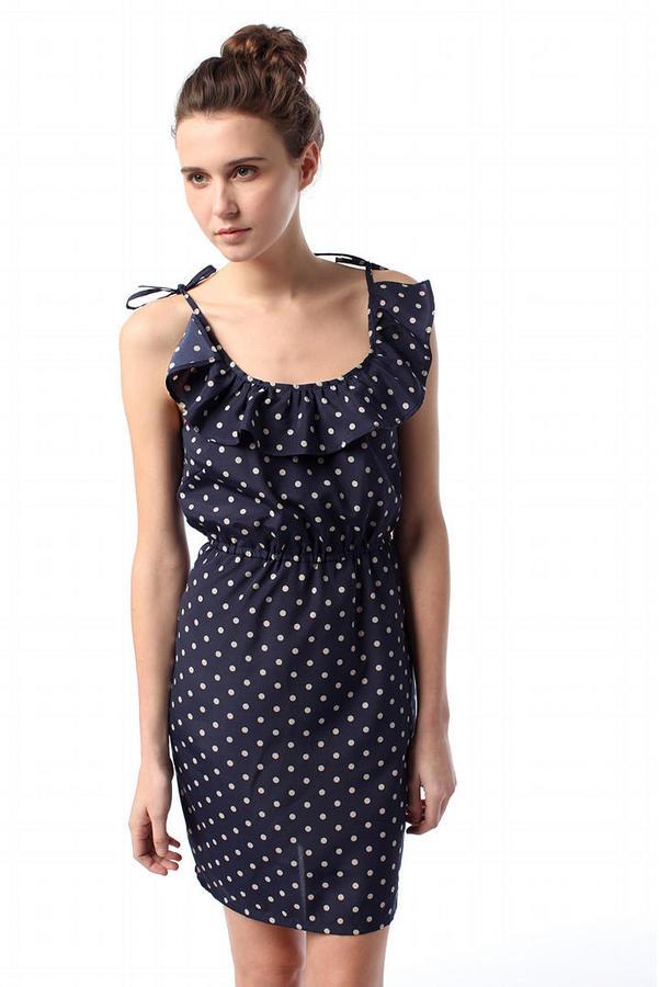 byCORPUS Polkadot Dress