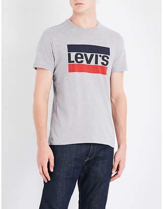 Levi's Logo-print cotton T-shirt